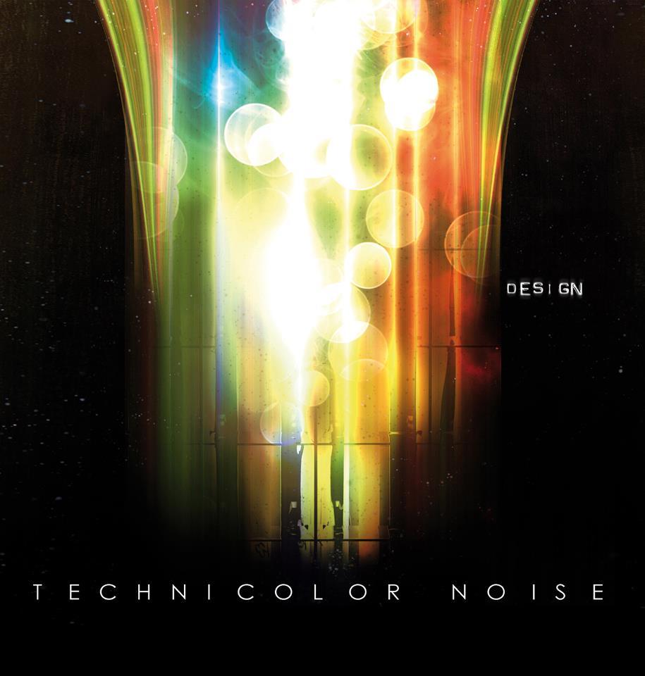 DESIGN: esce il 4 settembre 'Technicolor Noise' (Zeta Factory/Venus)