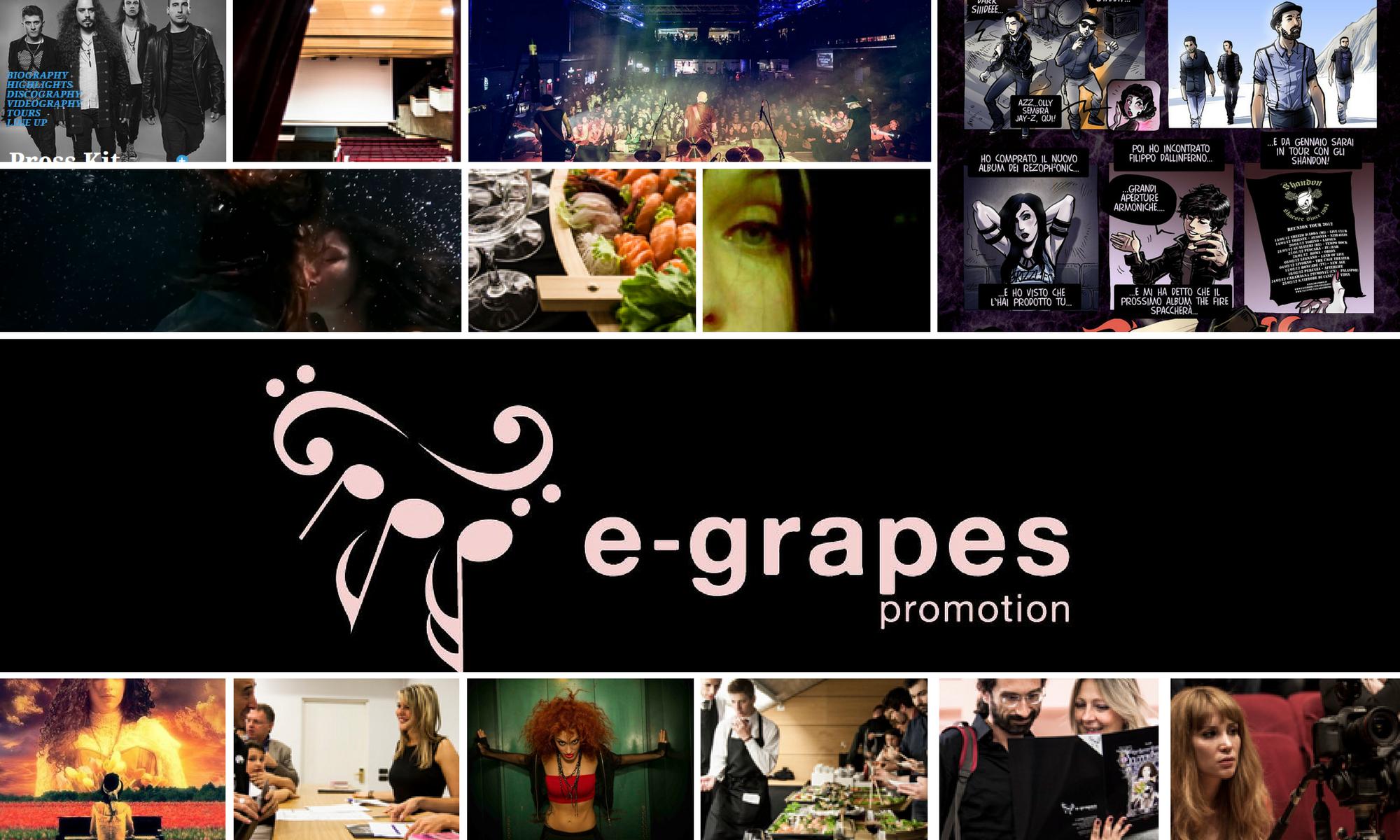 E-Grapes
