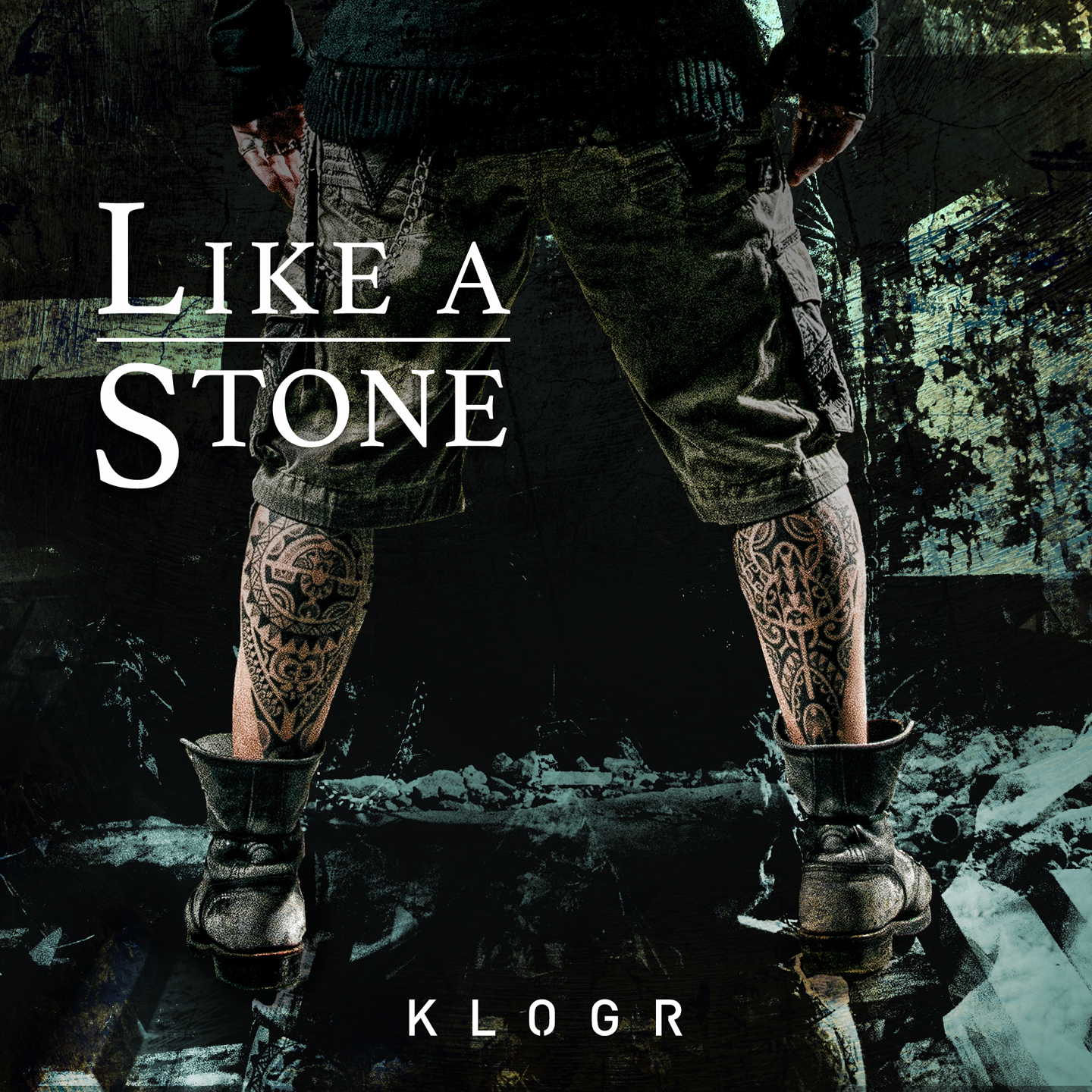 KLOGR RELEASE LIKE A STONE, TRIBUTE TO CHRIS CORNELL. WATCH VIDEO