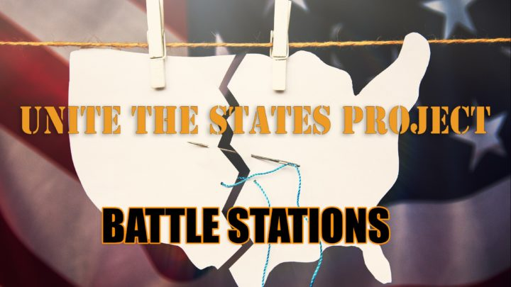 """Unite The States Project debut with """"Battle Stations"""" Video"""